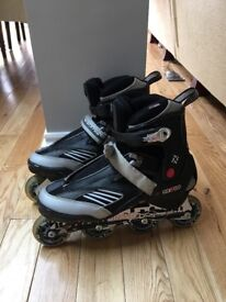As new Xcess in line skates