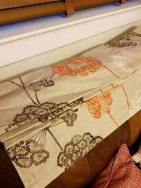Roman blinds from next