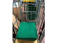 Green Carpet Tiles (350 Job Lot)