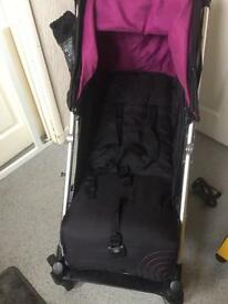 Hauck stroller can deliver vgc