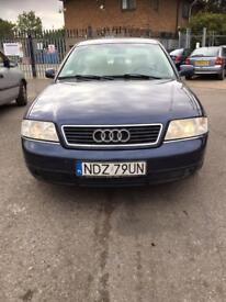 Audi A6 left hand drive
