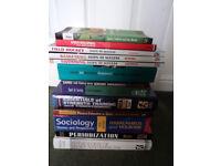 Sports Science University textbooks