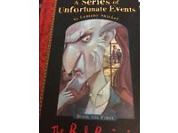 A Series of Unfortunate Events series of books (7) for sale  Aberdeen