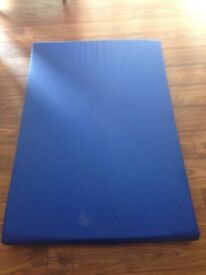 Deluxe gym crash mat