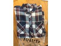 Mens firetrap shirt size 3xl