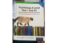 A Level Psychology AS Aqa