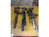 Selection hammers and axes