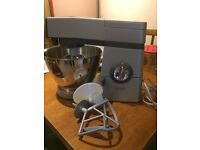 Kenwood Classic Food Mixer with attachements