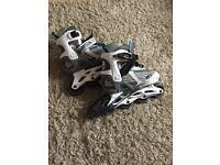 Boys adjustable skates for sale
