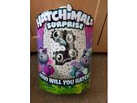 Hatchimal Surprise Purple Brand New