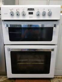 Silver Electric cooker oven delivered and installed today