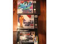 N64 games Nintendo