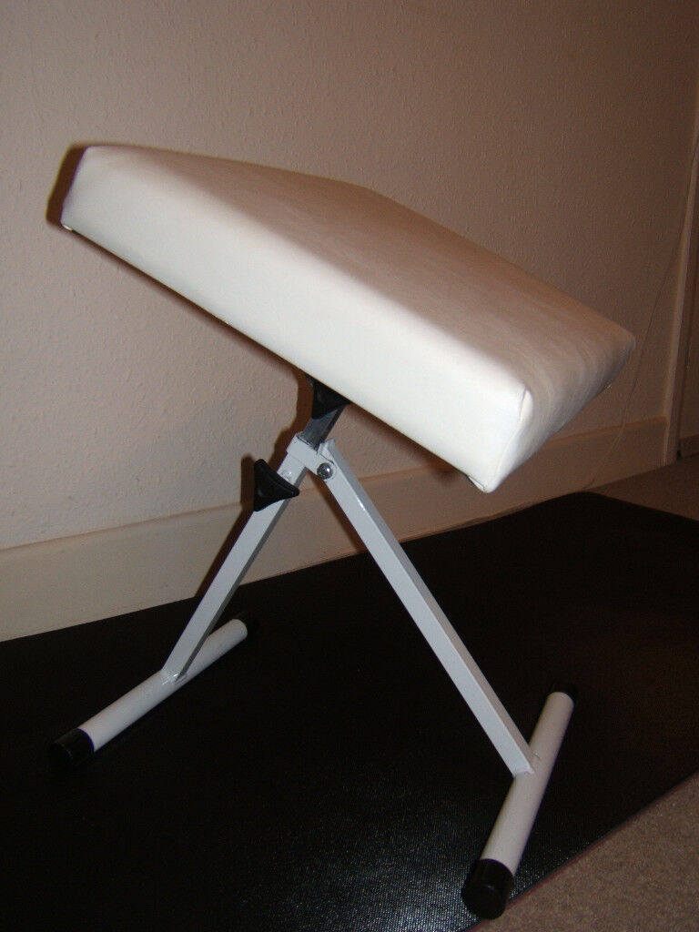 Outstanding Portable Adjustable Treatment Stool For Pedicure Reflexology Or Chiropody Treatment Stool In Bournemouth Dorset Gumtree Machost Co Dining Chair Design Ideas Machostcouk