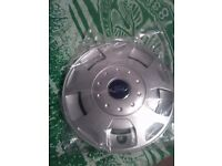 "Brand new in box 15"" ford transit wheel trims"