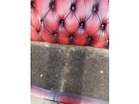 3 seater Chesterfield couch