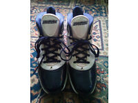 BALL'N Basketball Trainers - SIZE UK 12