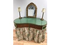 Dressing table - vintage 1950s glamour