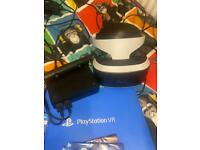 PS4 VR set plus two games