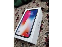 *Apple iPhone X (Warranty) - 256gb - Space Grey - EE Tmobile Orange Virgin