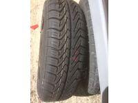 165/70/13 brand new tyre