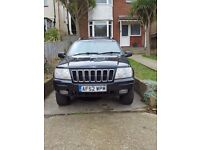 Jeep grand cherokee 2.7crd automatic