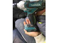 Makita impact wrench £120