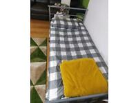 Free to Collect - Fully detachable foldable bed with mattress