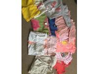 Girls 9-12 month clothing bundle