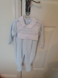 Coco Collection babygro 3-6months