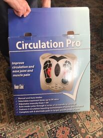 Circulation Pro to ease joint and muscle pain