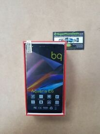 BQ AQUARIS E6 32GB UNLOCKED WITH RECEIPT