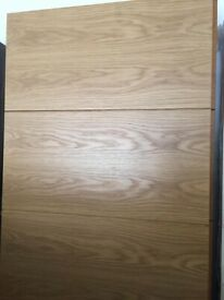 New Wickes Fire Door 1981 X 762 4 Panel Pine Skipton In Box