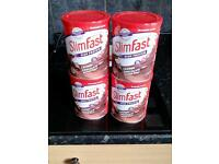 BN slimfast shakes