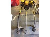 Petrol strimmers x3 spares or repair