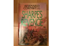 Bernard Cornwell. Sharpes Revenge.First Edition.
