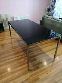 Ikea TORSBY glass table