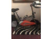 exercise spinner bike