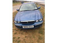 Jaguar x type se automatic v6 2.1 saloon only 57000 miles