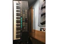 YAMAHA PSR-48 61 key keyboard
