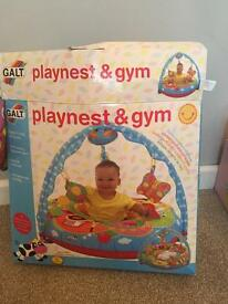Galt playnest and gym