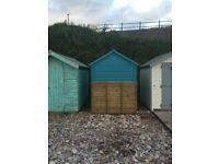 Beach Hut - 6 x 8