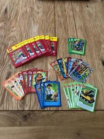 Lego Trump Cards