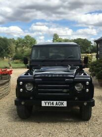 High Spec, Head-Turning Land Rover Defender 90, XS Station Wagon, 2.2TD