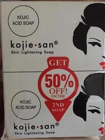 Kojie San/ lightening soap