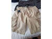 4 pairs of mens shorts w38""