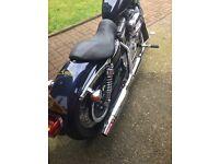 2009 Harley Davidson Sportster 883 low mileage 1828