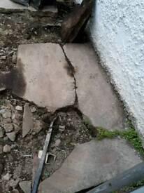paving stones large