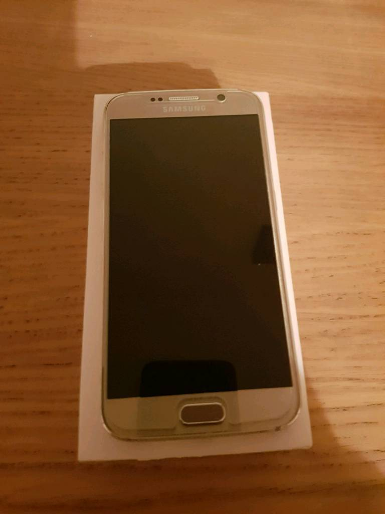 Samsung s6 64Gb Gold unlocked