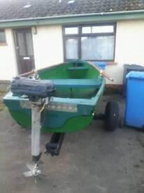 Lough boat