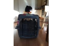 Pet crate, like new